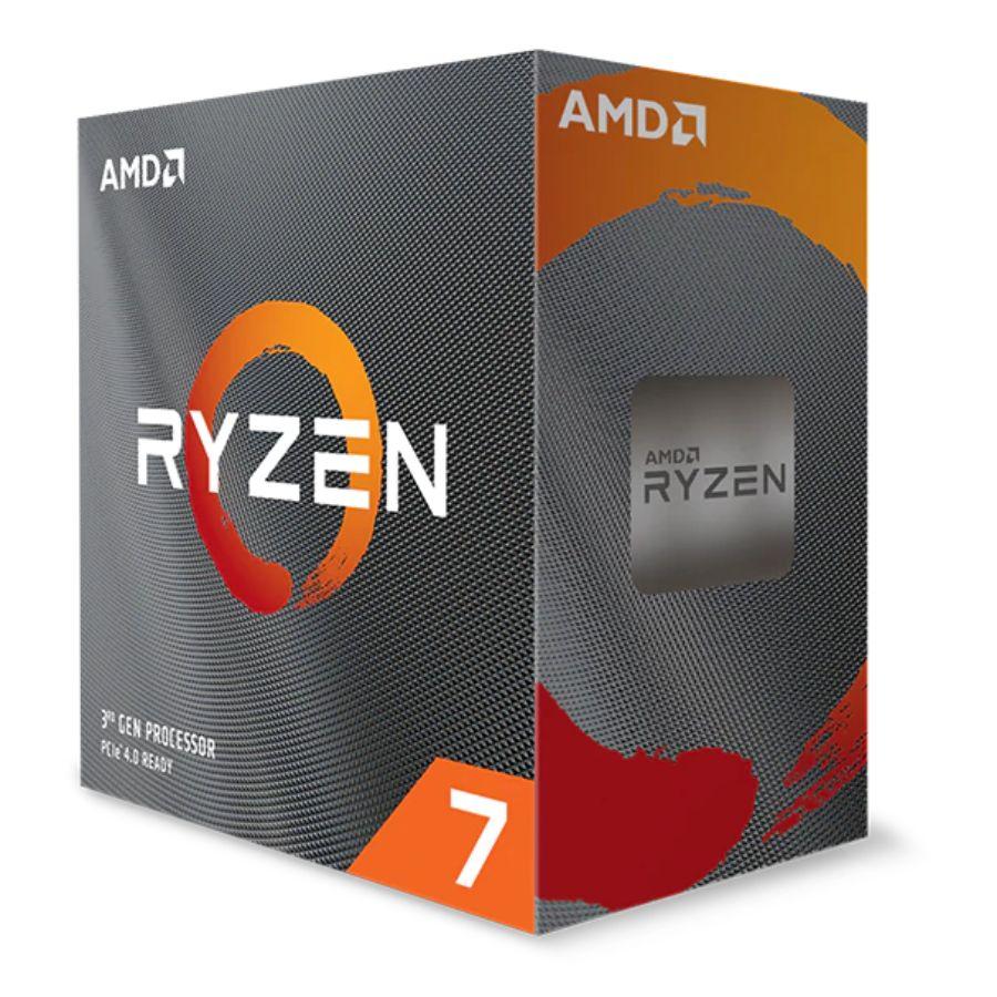 Procesador Amd Ryzen 7 3800XT 4.7 Ghz - AM4 Sin Cooler Sin Video