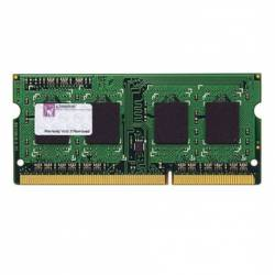 SODIMM DDR3 - 4 Gb 1600 Mhz 1.35 Volt Kingston