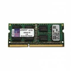SODIMM DDR3 - 8 Gb 1600 Mhz 1.35 Volt Kingston