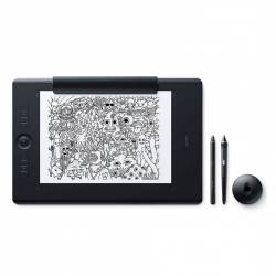 Tableta Gráfica Wacom Intuos Pro Paper Large PTH860P