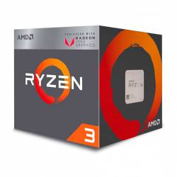 Amd Ryzen 3 2200G 3.7 Ghz + Vega8 - AM4
