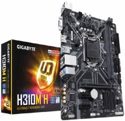1151 8va - Gigabyte GA-H310M-H