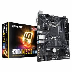 Motherboard 1151 8°Gen - Gigabyte GA-H310M M.2 2.0