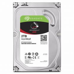 Disco Rigido 2 Tb Seagate Ironwolf