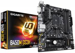 AM4 - Gigabyte GA-B450M DS3H