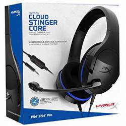 Auricular Gamer Hyperx Stinger Core Ps4