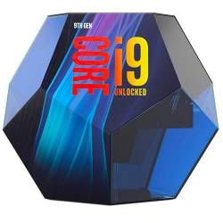 Intel Core i9 9900K 5.0 Ghz Coffee Lake 1151 Sin Cooler