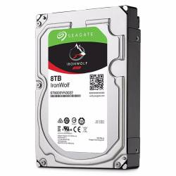 Disco Rigido 8 Tb Seagate Ironwolf