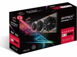 Radeon RX 590 8Gb Asus Gaming Strix