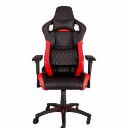 Silla Gamer Corsair T1 RACE Negro y Rojo