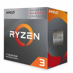 Amd Ryzen 3 3200G 4.0 Ghz + Vega8 - AM4