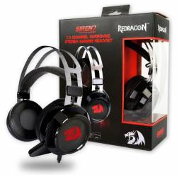 Auricular Gamer Redragon Siren2 H301 usb
