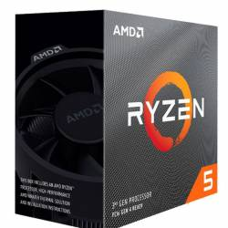 Amd Ryzen 5 3600X 4.4 Ghz - AM4