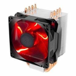 COOLER CPU COOLER MASTER HYPER H410 LED ROJO