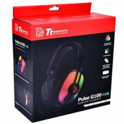 Auricular Gamer Tt Esport Pulse G100 Rgb