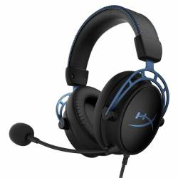 Auricular Gamer Hyperx Cloud Alpha S Azul