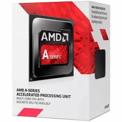 Amd Apu A8 7680 3.5 Ghz - FM2+