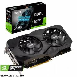GeForce GTX 1660 6Gb Asus Super Evo Dual Oc