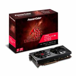 Radeon RX 5700 8Gb PowerColor Red Dragon Oc