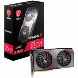 Radeon RX 5500 XT 8Gb Msi Gaming X