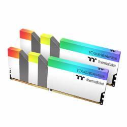DDR4 - 16 Gb 2x8 3600 Mhz Rgb Toughram Thermaltake White