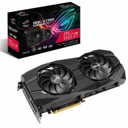 Placa De Video Radeon RX 5500 XT 8Gb Asus Rog Strix Oc
