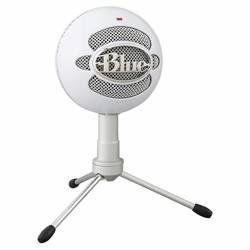 Micrófono Blue Snowball Ice Usb White