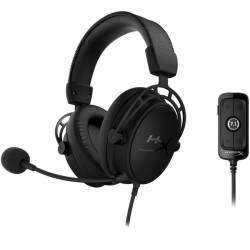 Auricular Gamer Hyperx Cloud Alpha S Negro