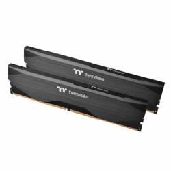 DDR4 - 16 Gb 2x8 2666 Mhz H-one Negra Thermaltake