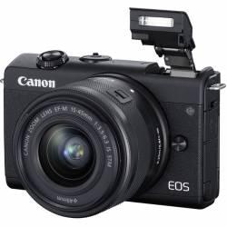 Cámara Mirrorless Canon Eos M200 15-45
