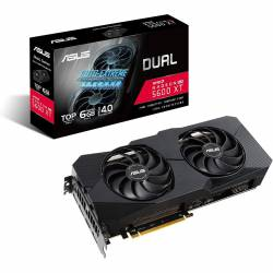 Radeon RX 5600 XT 6Gb Asus Dual Evo Gaming T