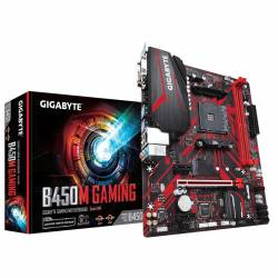 Motherboard AM4 - Gigabyte GA-B450M GAMING