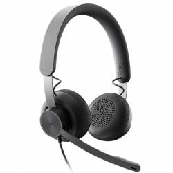 Auricular Chat Logitech Zone Wired Uc