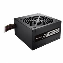 Fuente Corsair VS500 500W 80 Plus White