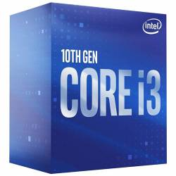 Intel Core i3 10100F 3.6 Ghz Comet Lake 1200 Sin Video
