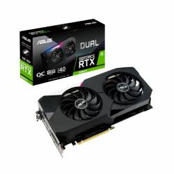 GEFORCE RTX 3060 TI 8GB ASUS DUAL OC