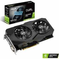 GEFORCE GTX 1660 6GB ASUS SUPER EVO DUAL