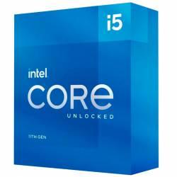 Procesador Intel Core i5 11600K 4.9 Ghz Comet Lake 1200 Sin Cooler