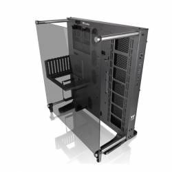 Gabinete Mid Tower Thermaltake Core P5 TG Ti Negro