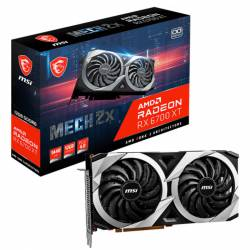 Placa De Video Radeon RX 6700 XT 12Gb Msi Mech 2X