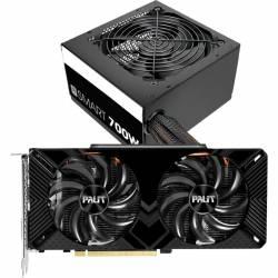 Kit GeForce GTX 1660 6Gb+ Fuente 700 W #