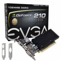 Placa De Video GeForce G 210 1Gb Evga