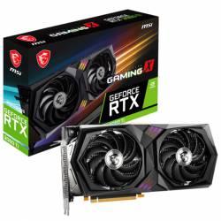 Placa De Video LHR GeForce RTX 3060 Ti 8Gb Msi Gaming X