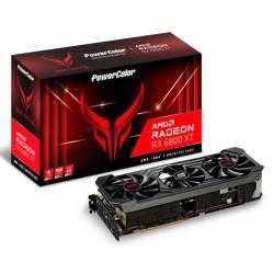 Placa De Video Radeon RX 6800 XT 16Gb PowerColor Red Devil Oc