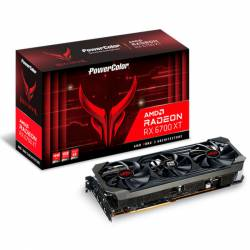 Placa De Video Radeon RX 6700 XT 12Gb PowerColor Red Devil Oc