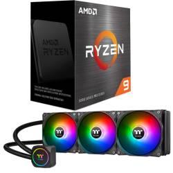 Procesador Amd Ryzen 9 5900x 4.8 Ghz + Watercooler #