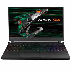 Notebook Gigabyte Aorus i7 10870H 16Gb Ssd 512Gb RTX3060P 6Gb 15.6
