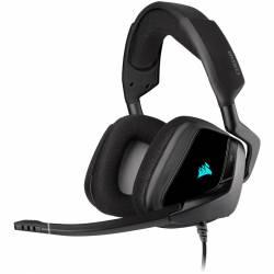 Auricular Gamer Corsair Void Rgb Elite 7.1 Surround Negro