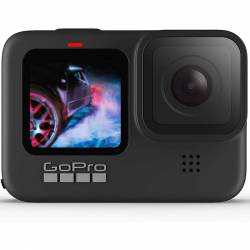 Cámara GoPro Hero9 Negra CHDHX-901-RW