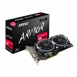 Placa De Video Radeon RX 580 8Gb Msi Armor OC